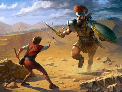 Dabid & Goliath