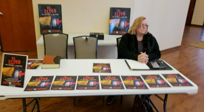El Elyon Book, by Rev. Gary Emas & Micki Emas